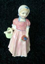 Early Royal Doulton Figurine Tinkle Bell / Flower Girl HN 1677