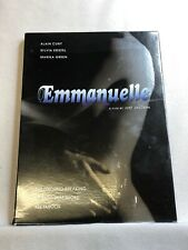 Emmanuelle DVD 1974 Movie Lionsgate Unrated by Just Jaeckin New Sealed