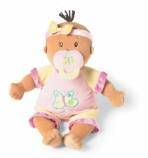 Manhattan Toy Baby Stella Beige Soft Nurturing First Baby Doll, For 1+ Kid 15910