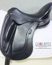 Schleese Obrigado Dressage Saddle, 18ins Medium Wide Fitting  Ref: 3502-1
