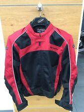 Tourmaster Draft Air 3 Mesh Jacket Red **Various Sizes**