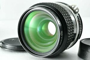 [Almost Unused] Nikon Ai NIKKOR 35mm f/2S AIS Wide Angle by DHL from Japan #889
