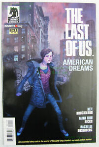 The Last of Us: American Dreams #1 ☆ 1st Print Overstock UNREAD Naughty Dog HBO