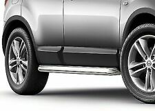 NISSAN QASHQAI +2 2007-2014 EGR STAINLESS STEEL POLISHED SIDE BAR
