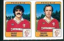 Figurina Calciatori Panini 1984-85! N.437! Massi/Gibellini! Perugia Nuova!!