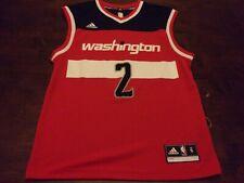 John Wall Washington Wizards gently used mens small jersey Adidas NBA