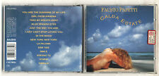Cd FAUSTO PAPETTI Calda estate OTTIMO 1988 Sony Columbia Sax
