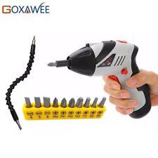 4.8V Mini Torque Electric Screwdriver Rechargeable Cordless Screwdriver Househol