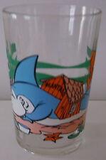 Verre à moutarde glass MANTALO Hanna Barbera. Se repose au fond de l'eau. VM073