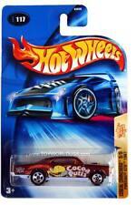 2004 Hot Wheels #117 Cereal Crunchers 5/5 1967 Pontiac GTO 5 spoke