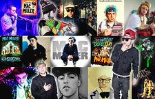 Mac Miller Collage Poster
