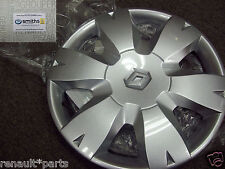 "Renault Megane 15"" Wheel Trim Cover Scenic Caraibes Brand New"