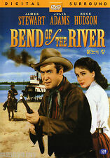 Bend of the River - James Stewart Rock Hudson Julia Adams (NEW) Good Western DVD