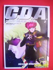 GUNDAM C.D.A. N° 2 -DI:HIROYUKI KITAZUME -MANGA STAR COMICS-cda raro