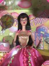 BIRTHDAY PARTY BARBIE BRUNETTE