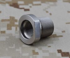 1/2-28 to 5/8-24 Barrel Thread Adapter Made USA 5.56 .308 Free Ship Muzzle Acces