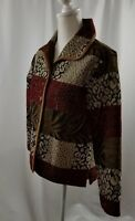 White Stag Women's  Jacket, size Small  Multi-Fall-Colors