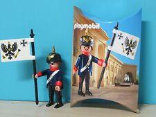 Playmobil  5504 Preussischer Soldat mit Pickelhaube Sonderedition NEU OVP