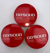GLYSOLID THE SKIN /HAND, FEET & BODY CREAM/SKIN SOFTENING CREAM 250ml x 3pcs