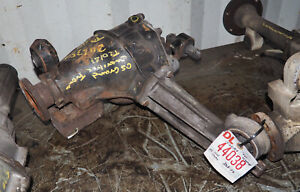 2005-2010 Jeep Grand Cherokee Front Differential 3.73 Ratio W/Warranty W/O LSD