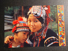 CPM THAILAND mother and child of the akha tribe
