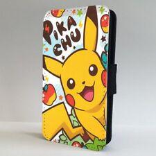 Pikachu Pichu FLIP PHONE CASE COVER for IPHONE SAMSUNG