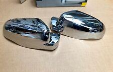 2x coquille rétroviseur chromée (droit+gauche) RENAULT CLIO 3 III & TWINGO 2 II
