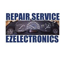 "1997 TO 2004 BUICK CENTURY INSTRUMENT CLUSTER  DISPLAY ""REPAIR SERVICE"""