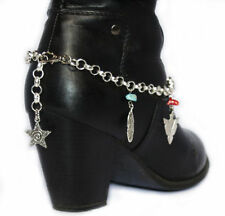 Alloy Stone Fashion Anklets