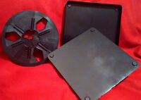 TUSCAN 200 ft Super 8mm Self -Threading Reel & Archival Case (LOWEST EBAY PRICE)
