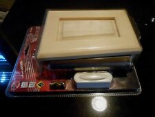 Zenith Wireless Chime Kit LE-6270 Wood Cover