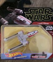 HOT WHEELS STAR WARS STARSHIPS Resistance Y-Wing Fighter w/ stand New
