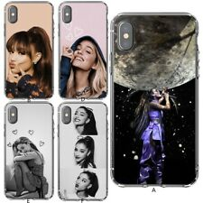Ariana Grande Ari Cat Silicone Phone Case For iPhone 11 Pro Xs Max XR 8 6 7 Plus