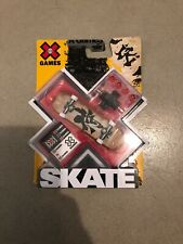 Mattel X GAMES SKATE Fingerboard Skateboard