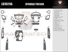 Fits Hyundai Tucson 2010-2013 With Auto Trans Basic Premium Wood Dash Trim Kit