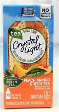 Crystal Light On The Go Peach Mango Green Tea 0.8 oz