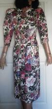 New listing Vintage Lanz Floral Cotton Dress Size 6