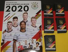 Rewe Sammelalbum DFB EM 2020 NEU ! + 50 Sammelkarten DFB Sammelalbum Leeralbum!