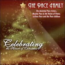 ~COVER ART MISSING~ Pace Family CD Celebrating the Heart of Christmas