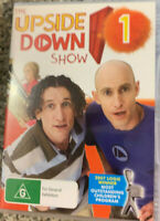 THE UPSIDE DOWN SHOW 1 DVD