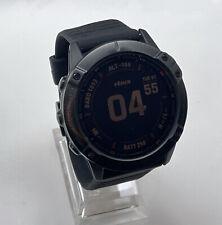 Garmin Fenix 6X Pro 51mm Case with Silicone Band GPS Running Watch Swimming Bike