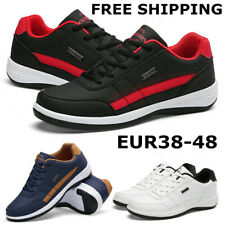 New Men's Outdoor Sneakers Breathable Casual Sports Athletic Running Shoes Size