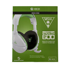 Turtle Beach Stealth 600 White Wireless Gaming Headset For Xbox One & Windows 10