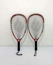 2 Ektelon Racquetball 1500 Power Level Racquets