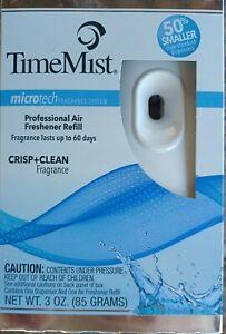 TimeMist MicroTech Metered Air Freshener Dispenser & Refill Kit 3 Oz TMFBKIT14