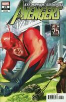 AVENGERS #26 ALEX ROSS MARVELS 25TH VARIANT COVER C 1ST PRINT 2019