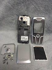 Siemens S65 Handy Gehäuse schwarz #10 BC vintage phone case cover housing black