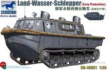 Bronco 1/35 CB35031 Land-Wasser-Schlepper (LWS) Early