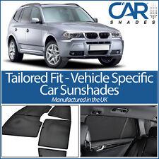 BMW X3 5dr 2003-2010 CAR WINDOW SUN SHADE BABY SEAT CHILD BOOSTER BLIND UV
