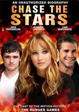 Chase the Stars: The Cast of The Hunger Games (DVD, 2012) WORLDWIDE SHIP AVAIL!